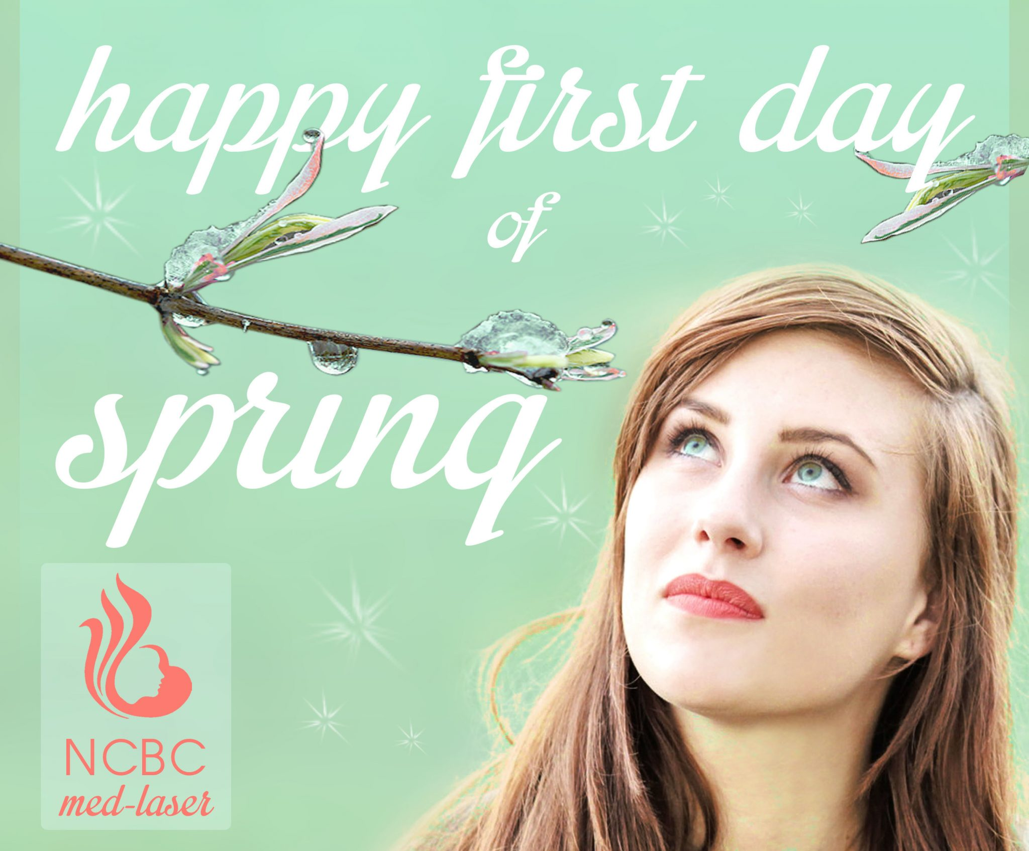 first day of spring ncbc medlaser