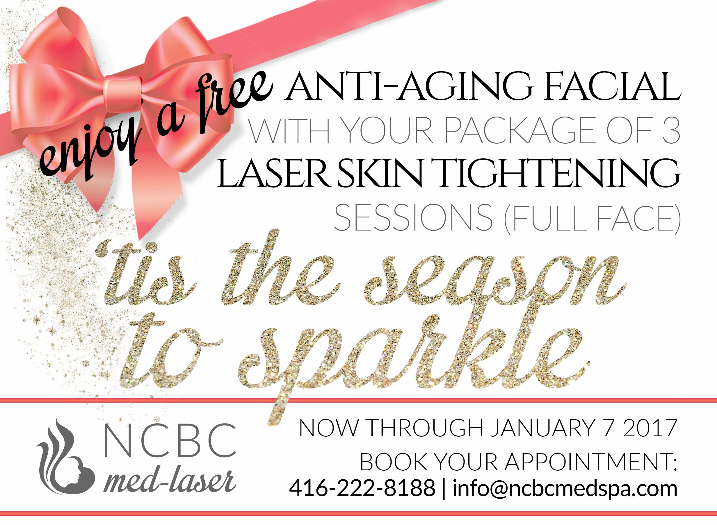 laser skin tightening promotion